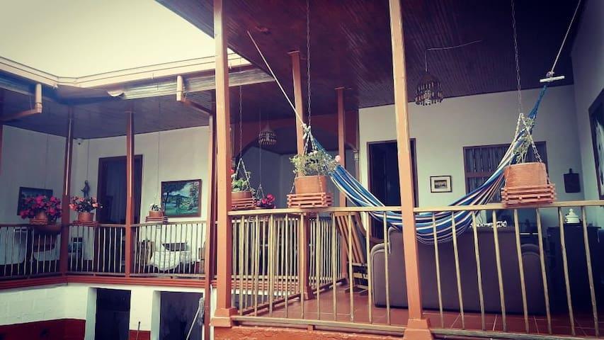 Casa patrimonial - Habitacion Doble Superior