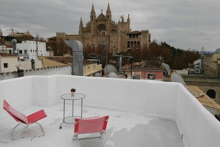 Old Town Penthouse - Palma