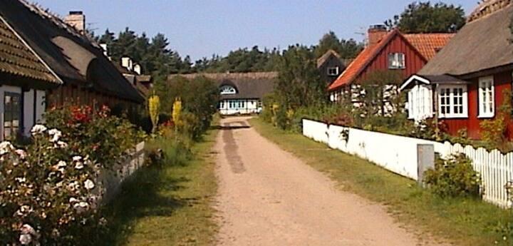 Room in Guest house in the unique Knäbäckshusen