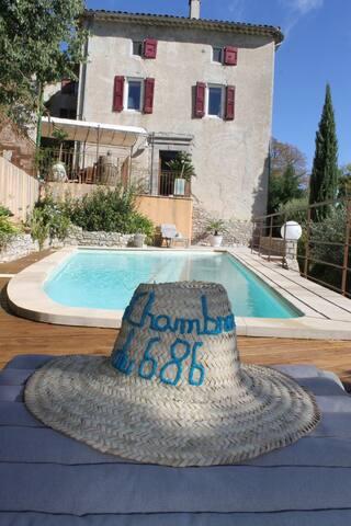 Les Chambres du 686 - B&B - Chambre La Piaule