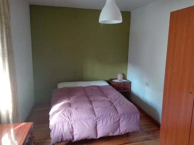 Habitación alquiler Camino de Santiago - Camponaraya - Huoneisto