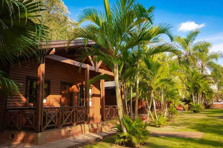 La Floresta Iguazú — Cabaña 1