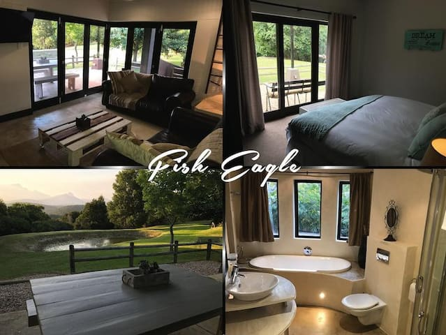Fish Eagle / Eagle Owl - Sleeps 4