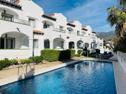Nice apartment near the beach with pool n*4