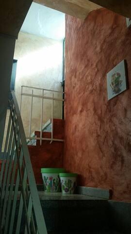 Casa de pueblo canaria / Rural canarian house