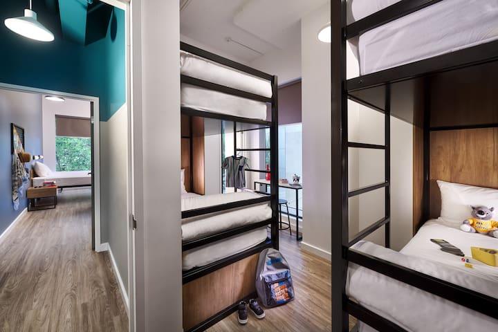 Hostel G Perth Australia - Family Suite
