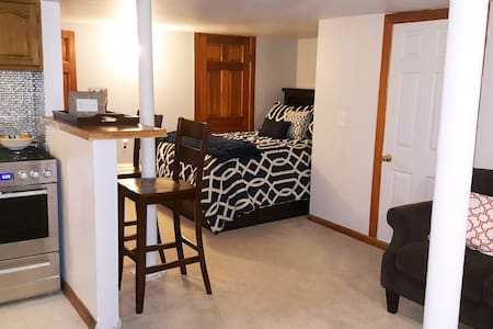 Studio Getaway with easy access to NYC, CT &Westch - Mount Vernon - Apartment