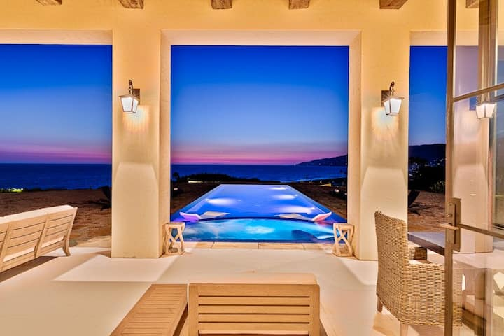 Malibu Beach Luxury Estate