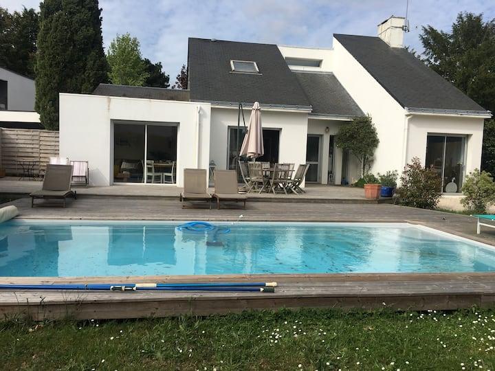 Maison dans cadre agréable a proximité de Nantes
