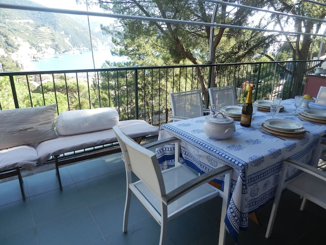 "The best sea view in ""Cinque Terre"" - Monterosso al Mare - Apartamento"