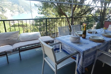"""The best sea view in """"Cinque Terre"""" - Monterosso al Mare - อพาร์ทเมนท์"""