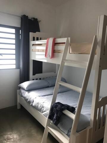 chambre pour 3 enfants