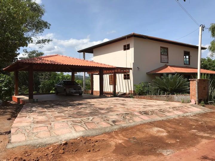 Casa Pinacata, woonhuis met 4 suites, 8 personen