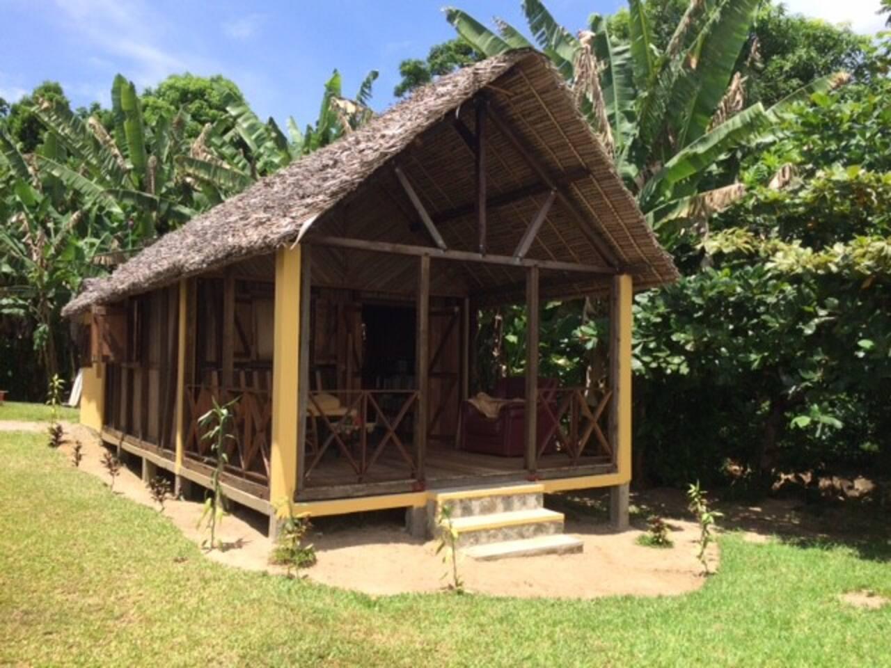 Notre bungalow de 40m² pour 3 personnes