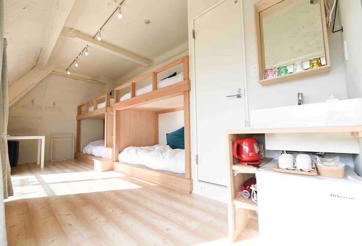 【New】Shotengai Hotels -tokiwa- 4F