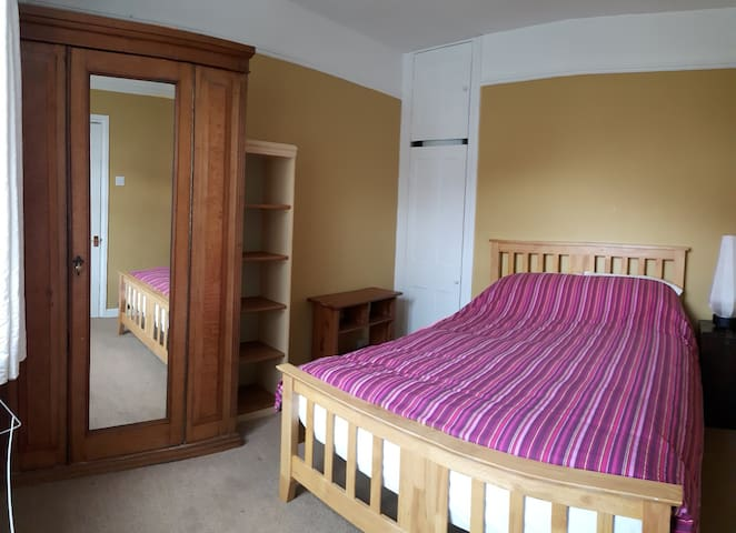 Vegan bed and breakfast near town centre - Colchester - Huis