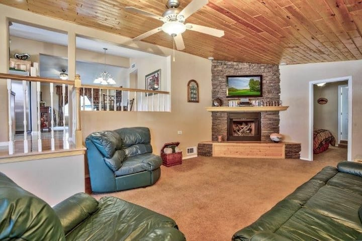 Spacious 3BR in Payson, AZ- Smart tv's and Netflix
