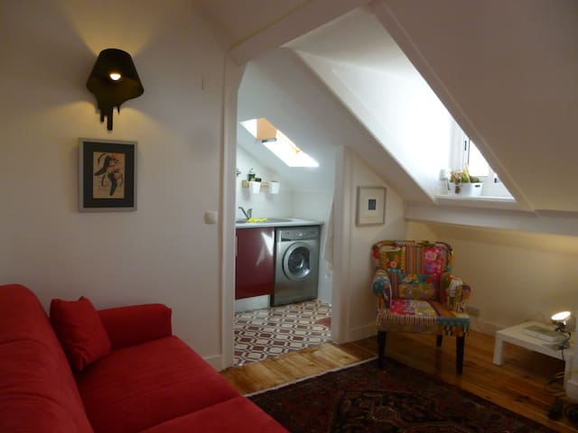 GRI 104 - BRIGHT AND COZY FLAT WITH VIEW
