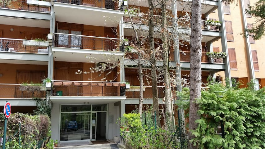 Appartamento di fronte al Golf di Fiuggi Terme