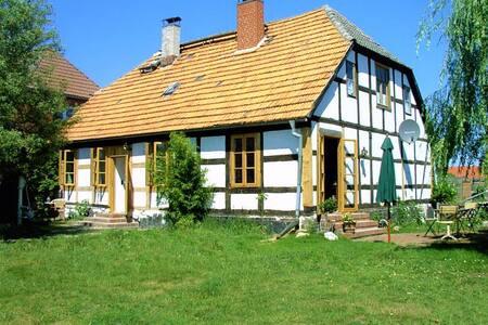 40qm Whg in Fischerhaus nahe Ostsee