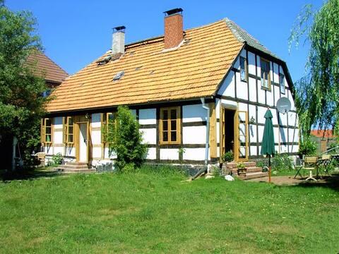 45 qm Whg im Fischerhaus Godewind***** nahe Ostsee