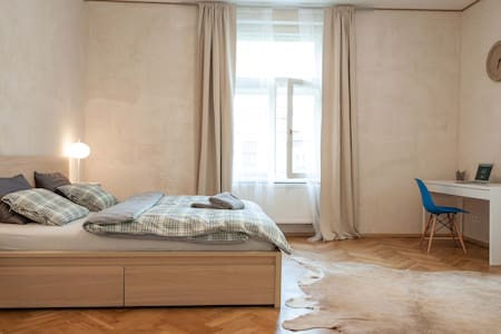 New,Cozy and Fresh! Live among the locals (#1P) - Prag - Wohnung