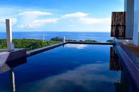 Top Of The Rock Pool Villa (1 Bedroom option) - Ko Tao - Villa