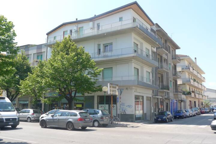 Appartamento Pescara Via Sallustio