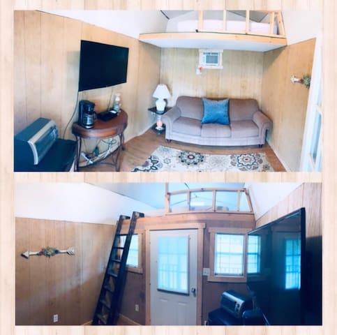 LA-Z acres campground cabins!