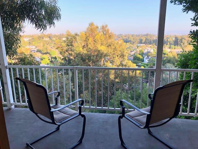 San Remo View over Santa Monica