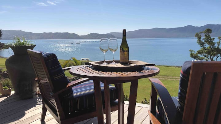 Kokowhai Bay Glamping  # Beach #Romance #Privacy