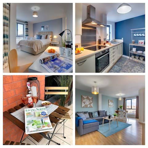 ❤Sleeps 6, nr QE, RVI and Freeman, free parking  ❤