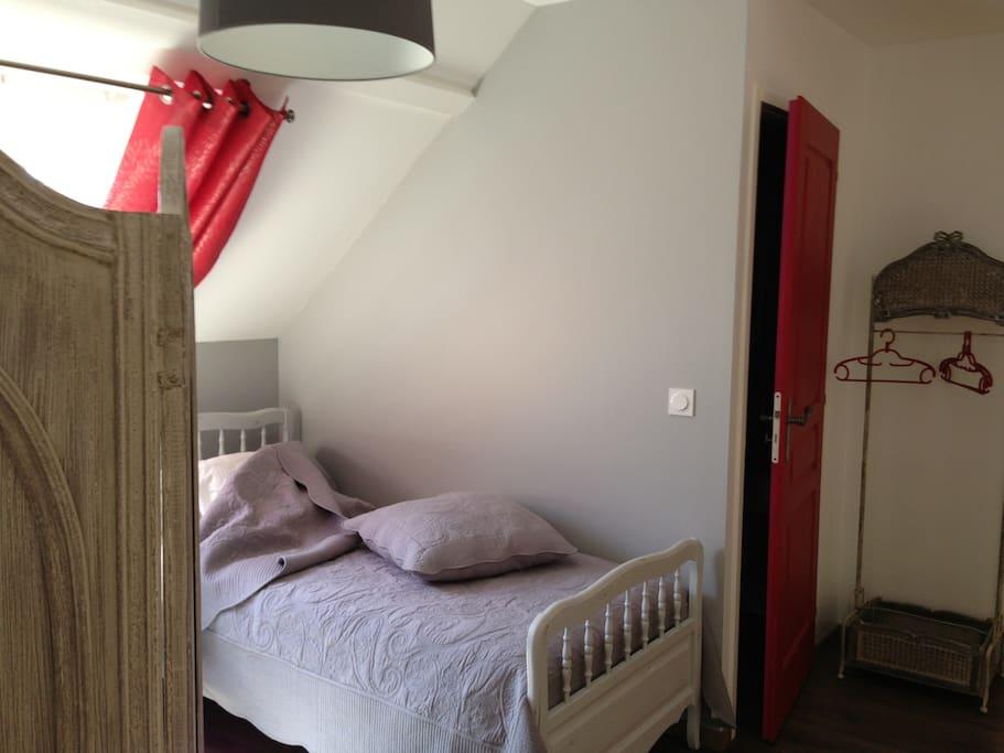 2ème lit chambre palier et wc