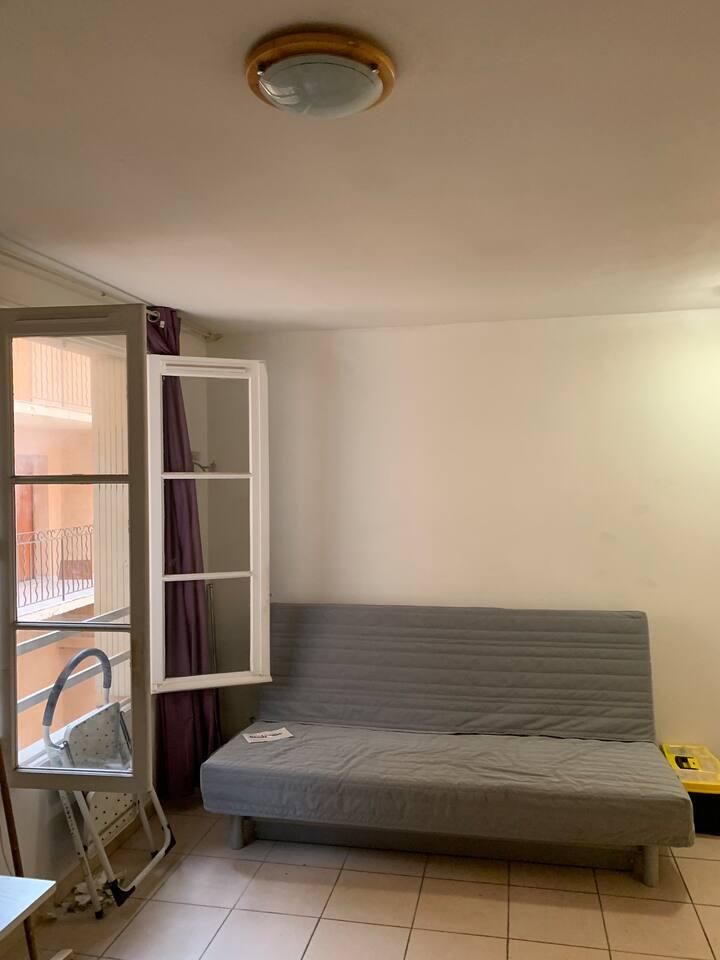 Studio 23m2 centre ville Aix en Provence