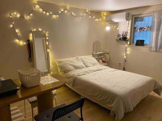 [고양시 성사동] Comfortable room / 요리 가능 / 원당역 8분 거리