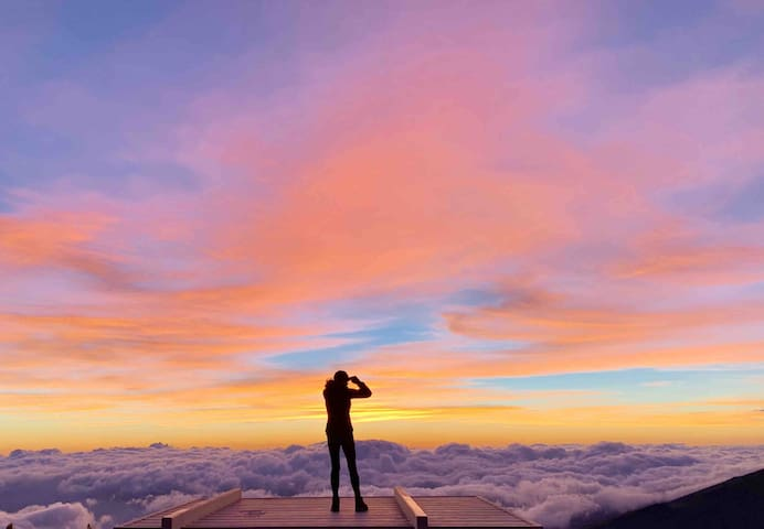 Haleakala Sunrise Room