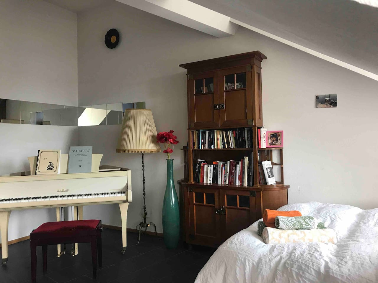 Beautiful little apartment in the heart of Basel