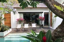 Apartment VillaOceans. Luxury living in Canggu.