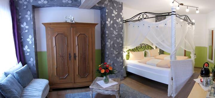 Himmelbettzimmer im Kreuzerhof