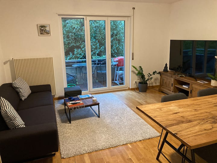 Shared City Apartment, close to lake and nature