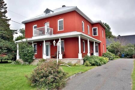 Maison centenaire avec le confort d'aujourd'hui