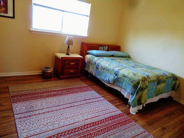 Lovely Room Near Austin and San Marcos - Kyle - Rumah
