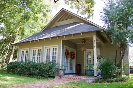 Cottage on Camelia- Private Suite (2BR/1BA) - Baton Rouge - Dom