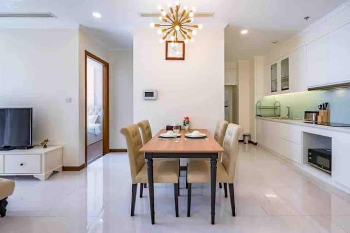 1BR THE BEST CONDO VINHOME SERVICED APARTMENT ❤️LP
