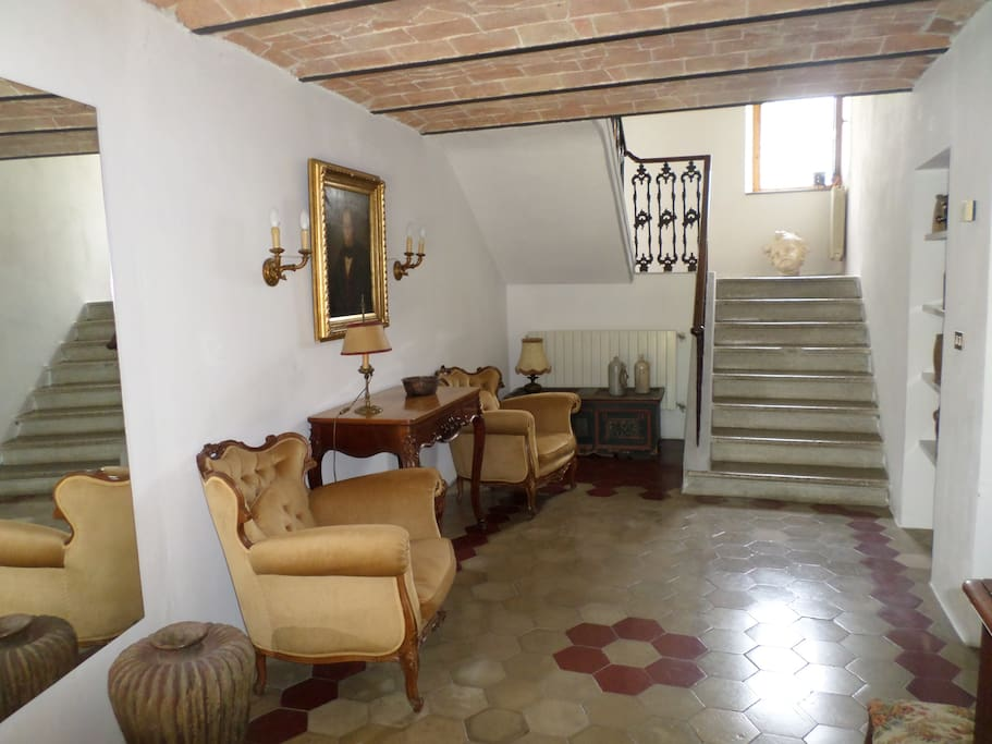 """Eingangsbereich Haus """"Toskana"""""""