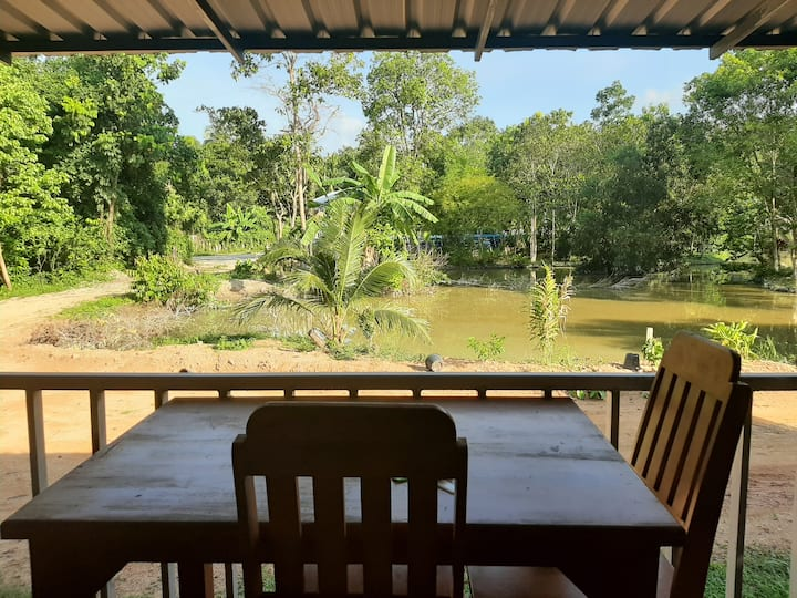 Phangan farm stay 106 Eco farming