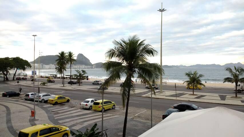 Copacabana Vista para o Mar e Pão de Açúcar (203)