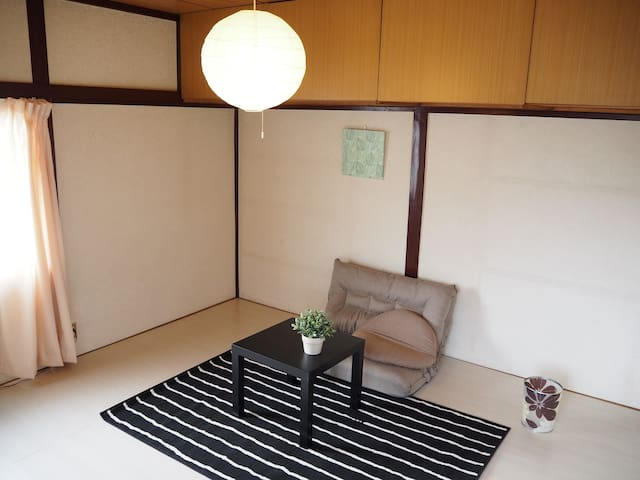 Convenient access  + Clear Mt. Fuji view.   A2 - Fujikawaguchiko-machi, Minamitsuru-gun - House