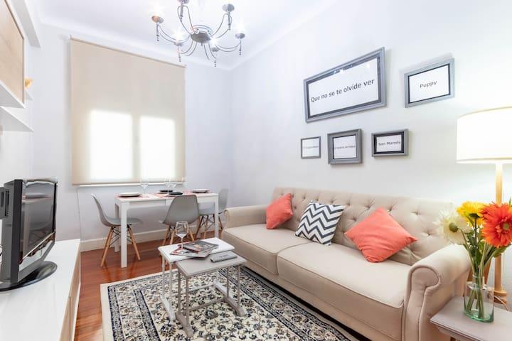 INDAUTXU II apartment by Aston Rentals