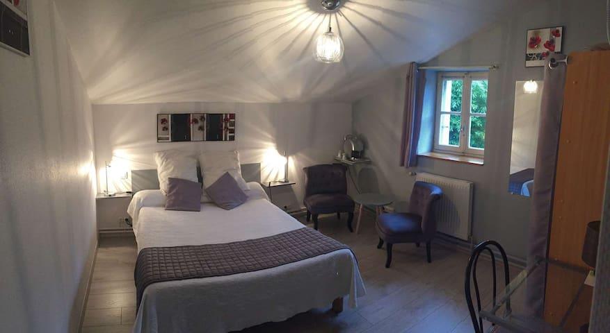 chambre perle - Cancon - Gjestehus